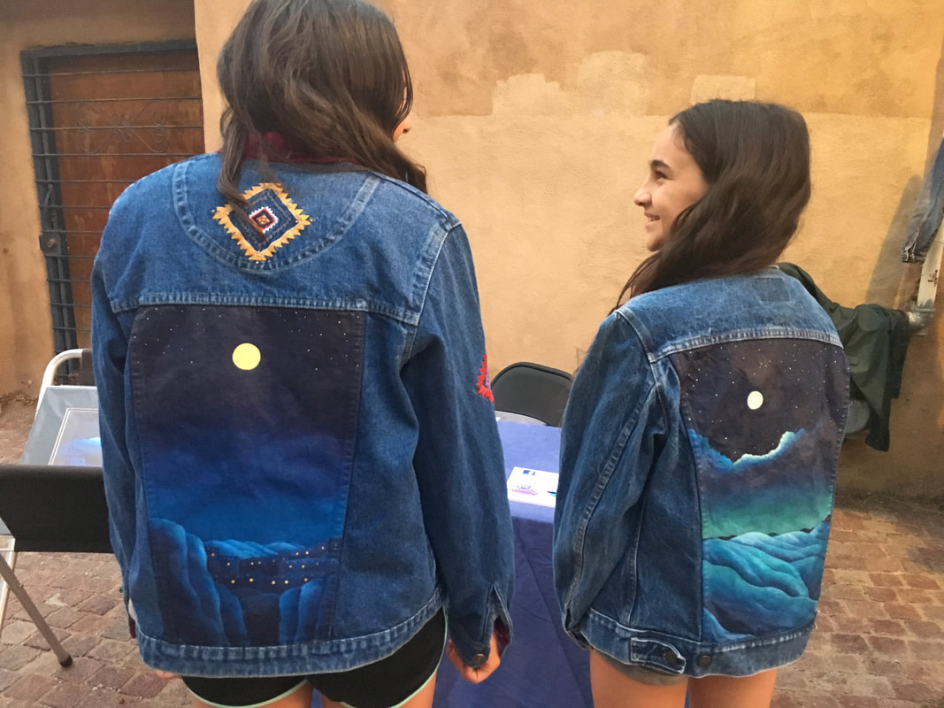 Camilla And Zoe From Madrid Spain Are Hy Owners Of New Jackets